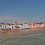 Referendum trivelle: volantinaggio ad Agrigento