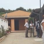 Villetta abusiva di Maddalusa: conclusi i lavori di demolizione