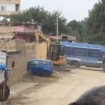 Abusivismo ad Agrigento: riprendono le demolizioni a Maddalusa