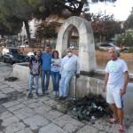 """""""Progetto Agrigento"""" bonifica la fontana di Bonamorone"""