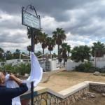 San Leone, intitolato il porticciolo turistico a Cesco Tedesco