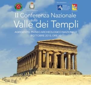 conferenza valle dei templi