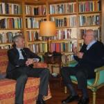 Andrea Camilleri compie 90 anni: cittadinanza onoraria di Agrigento