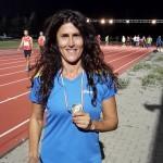 Atletica Leggera: tre medaglie d'oro per Giusi Parolino