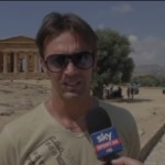Sky Sport ad Agrigento per l'Akragas: interviste a Legrottaglie, Capuano e Almiròn