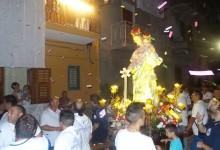"""Agrigento, successo per i """"Double Voice"""" per i festeggiamenti conclusivi in onore della """"Madonna della Catena"""" di Villaseta"""