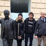"""Su Rai Uno """"Il giovane Montalbano"""" nella location della Scala dei Turchi"""
