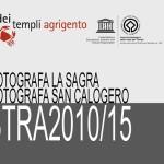 """La mostra fotografica """"Fotografa San Calogero e Fotografa la Sagra"""" al Parco della Valle dei Templi"""