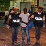 Agrigento: la Polizia arresta due presunti scafisti