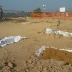 Agrigento, terminato lo scavo archeologico ai piedi del Tempio della Concordia