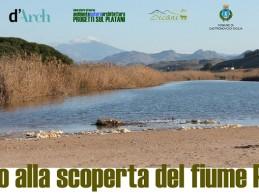 """""""Viaggio alla scoperta del Fiume Platani"""": dal 24 al 27 l'itinerario ambientale"""