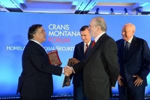 La consegna del Prix de la Fondation