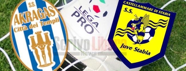 Akragas-Juve Stabia, al via la prevendita dei biglietti: primo allenamento all'Esseneto