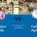 Basket, oggi inizia l'avventura della Fortitudo Moncada Agrigento contro l'Angelico Biella