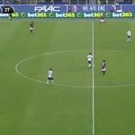 Serie A: il Palermo espugna il Dall'Ara, Vazquez trova il gol
