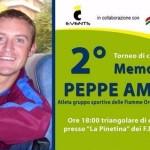 """L'AICS di Agrigento organizza il 2° Memorial """"Peppe Amico"""""""