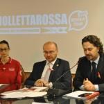Regione Sicilia e Croce Rossa hanno presentato la campagna  #MollettaRossa, ScuolaTour 2015
