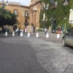 Area pedonale di Piazza Pirandello: il vicesindaco Virone incontra i commercianti