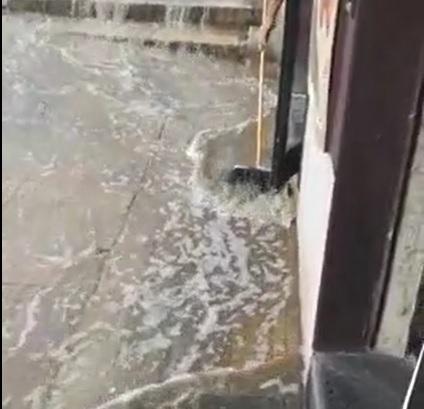 Nubifragio e alluvione lampo su Licata, Agrigento: immagini impressionanti!