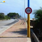 San Leone: pista ciclabile vietata alle bici