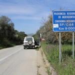 Provincia di Agrigento: ripristinato il transito sulla SPC n. 44