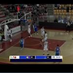 "Basket, la Fortitudo Moncada stravince a Roma: Saccaggi guida i ""giganti"""