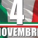 Ribera: domani le celebrazioni per il 4 novembre