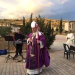 """Agrigento, commemorazione defunti a Piano Gatta. Montenegro ricorda i """"fratelli immigrati sepolti"""" – FOTO"""