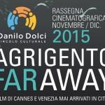 """Agrigento, presentata la prima rassegna cinematografica """"Agrigento Far Away"""""""
