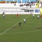 L'Akragas trova il riscatto in Coppa Italia: sconfitto il Catanzaro per 2 a 0