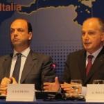 """Iacolino (Fi) esprime solidarietà al ministro Alfano: """"lotta alle mafie è priorità del Paese"""""""