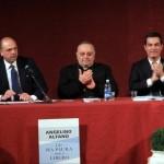 """Alfano ad Agrigento: """"il nostro compito è difendere la libertà"""""""