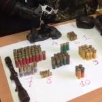 Favara, scoperto arsenale d'armi: ci sarebbero anche delle bombe