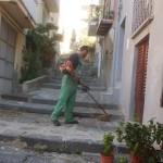 Canicattì, nuovi interventi di pulizia e di diserbo sul territorio urbano