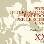 """Agrigento, al via la XXII edizione del Premio Internazionale """"Empedocle"""""""
