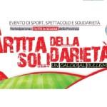 Martedì un calcio al bullismo con la Partita della Solidarietà