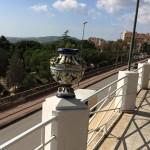 Agrigento, vandali rubano vasi al Viale della Vittoria