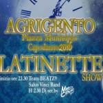 Concerto di Capodanno:  Agrigento attenderà il 2016 in piazza con Platinette