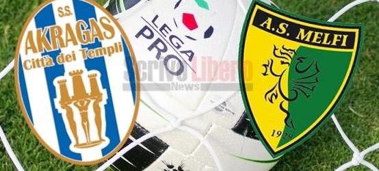 Akragas-Melfi: al via la prevendita, info biglietti e accesso allo stadio Esseneto