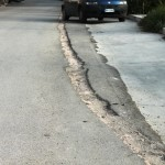 Agrigento, La Scala (M5S) interroga l'amministrazione comunale sul manto stradale di via Matteo Cimarra
