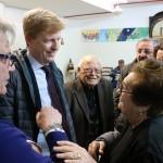 """Agrigento, il sindaco Firetto visita la casa di riposo di """"Villa Betania"""""""