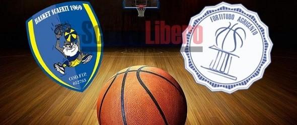Basket, la Fortitudo Moncada affronta la capolista Givova Scafati – SEGUI LA DIRETTA