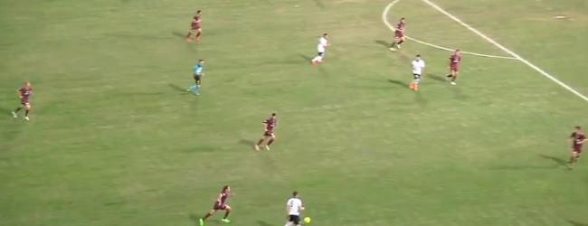 L'Akragas centra il pareggio: finisce 1 a 1 contro il Messina