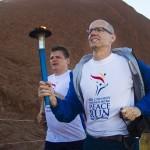 Ad Agrigento la Staffetta Internazionale per la Pace più lunga del mondo