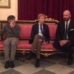"""Agrigento, successo per la """"prima"""" di Salemme al Teatro Pirandello"""