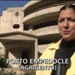 """Porto Empedocle e le sue """"incompiute"""", le telecamere di Striscia a documentarle"""