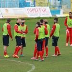 Akragas: oggi allenamento all'Esseneto, domani a Cosenza