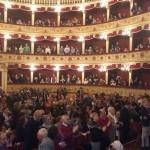 """Successo per il """"Gran Concerto"""" di capodanno al Teatro Pirandello"""