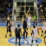 La Fortitudo Moncada ritrova la vittoria dopo due extra-time: sconfitta la Acea Virtus Roma – FOTO