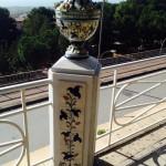 Agrigento: al Viale della Vittoria collocate le piastrelle decorative